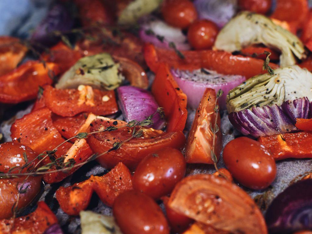 Gemüsepfanne Rustikal