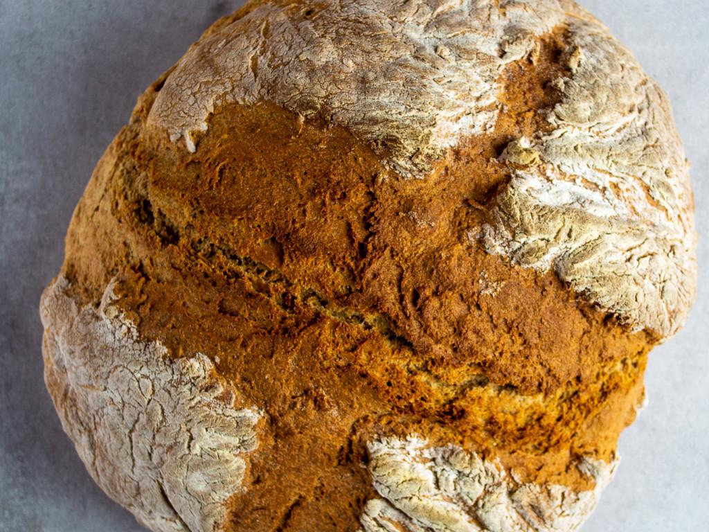 Soda Buttermilch Brot